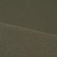 Ściągacz bawełniany prążkowany oliwkowy