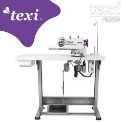 Podszywarka do cienkich i średnich materiałów Texi Accura