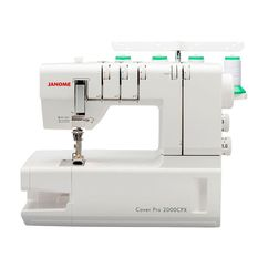 Cover Janome 2000CPX