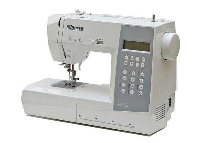 Maszyna do szycia Minerva MC250C