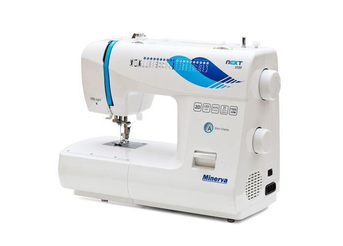 Maszyna do szycia Minerva Next 232D