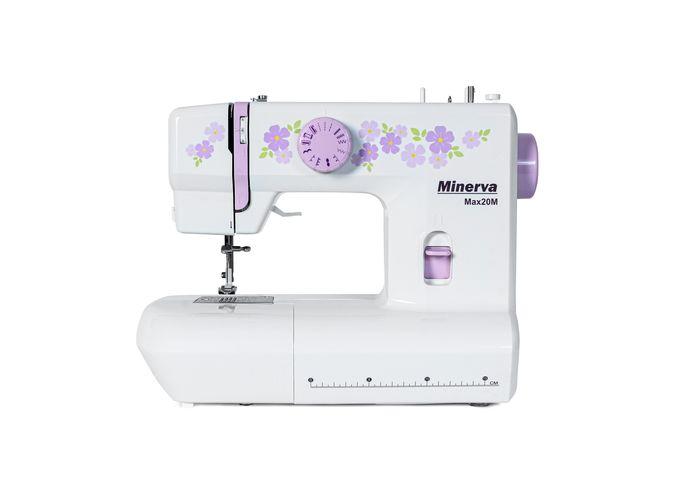 Maszyna do szycia Minerva Max20M