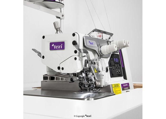Owerlok przemysłowy 3-nitkowy Texi Tre 04 N Premium