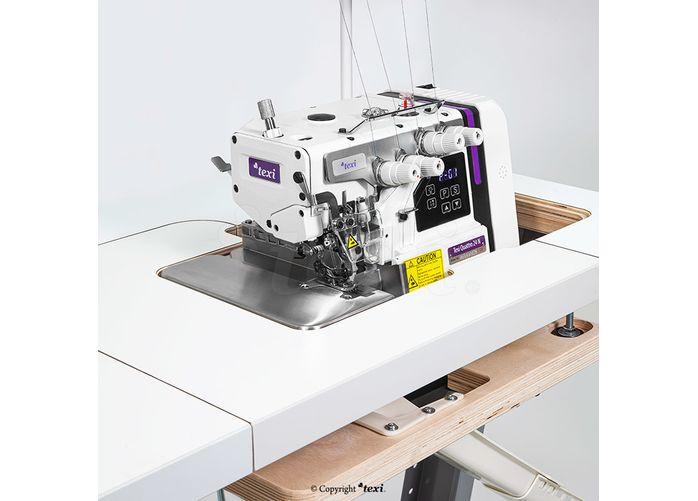 Owerlok przemysłowy 4-nitkowy Texi Quattro 24 N