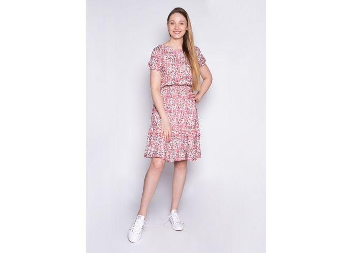 Wykrój - dziewczęca sukienka AVRIL