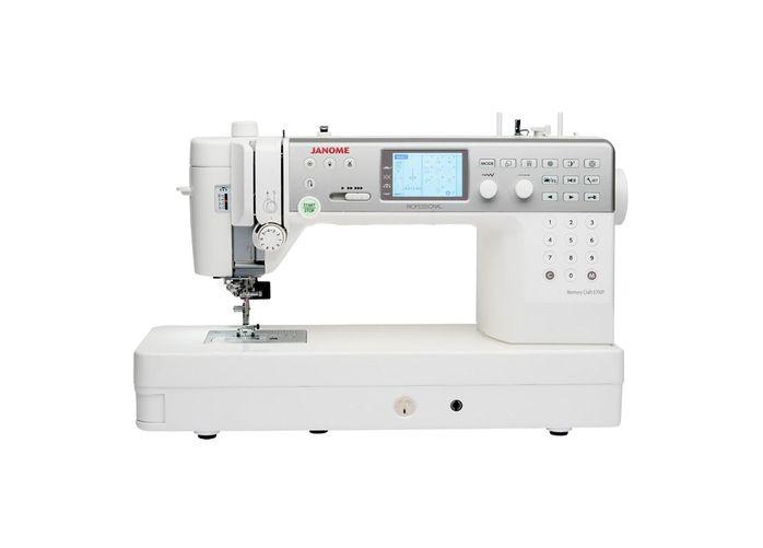 Maszyna do szycia Janome MC6700P