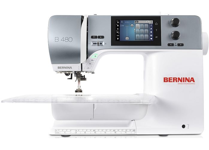 Maszyna do szycia Bernina B480