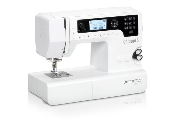 Maszyna do szycia Bernina Bernette Chicago 5