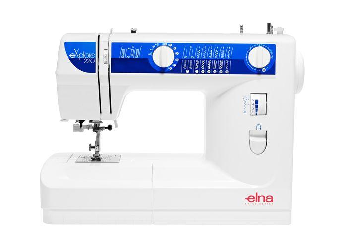 Maszyna do szycia Elna 220 Explore