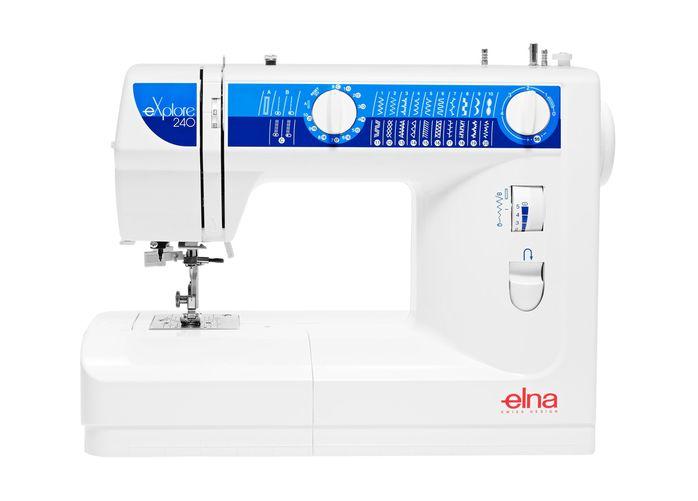 Maszyna do szycia Elna 240 Explore