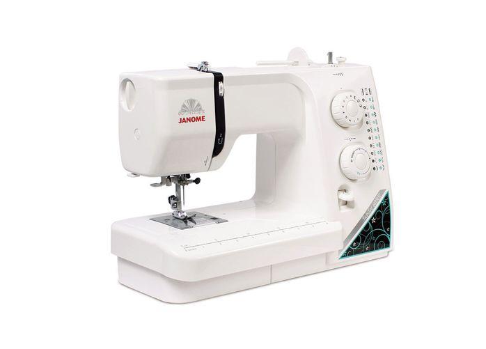 Maszyna do szycia Janome Jubilee 60507