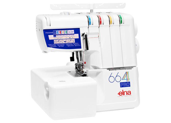 Overlock Elna 664 Pro