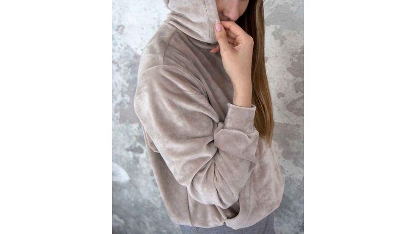 Kurs online szycia bluzy dresowejKurs online szycia bluzy dresowej