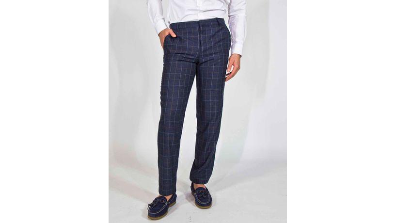 Konstrukcja i szycie - męskie spodnie